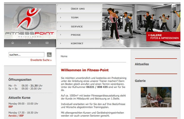 Fitness-Point Heidelberg